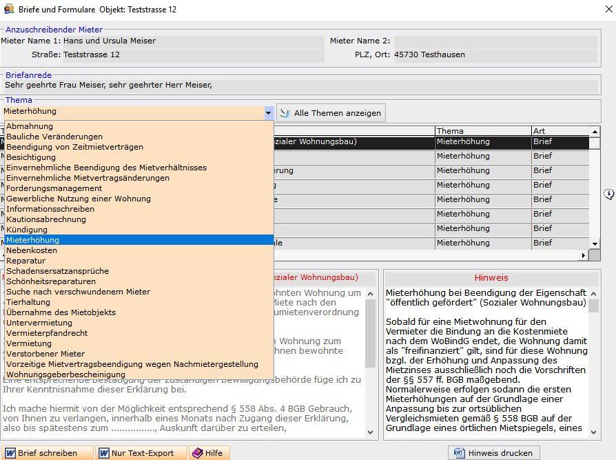 Warehaus Gmbh Software Für Private Vermieter